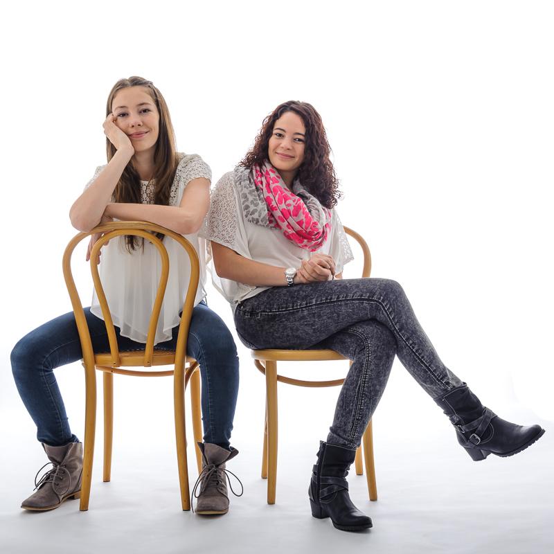 Anja & Jasmin